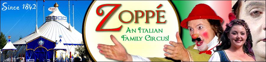Zoppe Family Italian Circus